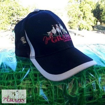 Just Grazin Custom Nets Cap