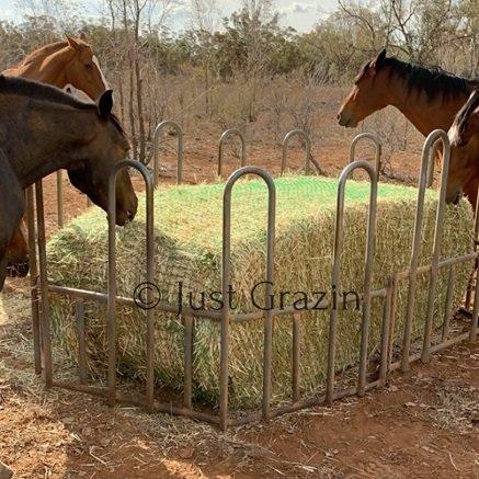 Just Grazin XL Hay Net
